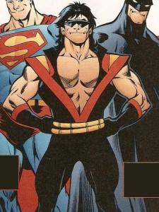 Made Aquaman look like Batman with a lightsaber.